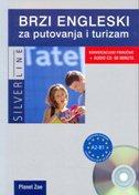 BRZI ENGLESKI ZA PUTOVANJA I TURIZAM - Konverzacijski priručnik + audio cd - stephen starck