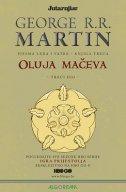 OLUJA MAČEVA 3. dio - george r.r. martin