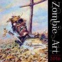 ZOMBIE ART - CALENDAR 2016