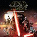 STAR WARS THE FORCE AWAKENS OFFICIAL CALENDAR 2016