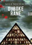 DUBOKE RANE - nele neuhaus