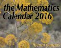 MATHEMATICS CALENDAR 2016