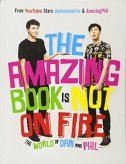 AMAZING BOOK IS NOT ON FIRE - dan howell, phil lester