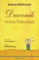 DNEVNIK MRAVA RADOSLAVA + CD - sretna meštrović