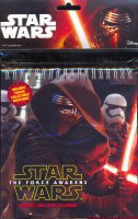 STAR WARS - THE FORCE AWAKENS (2016 OFFICIAL DESK CALENDAR)