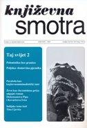 KNJIŽEVNA SMOTRA br. 178 (4) / 2015 - dalibor (gl .ur.) blažina