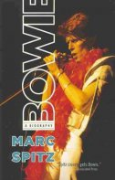 BOWIE - A BIOGRAPHY - marc spitz