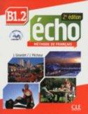 ECHO - B1.2, LIVRE DE L ELEVE - jacky girardet, j. pecheur