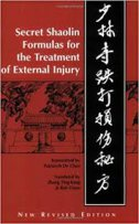 SECRET SHAOLIN FORMULAS FOR THE TREATMENT OF EXTERNAL INJURY