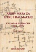 ARHIV MAPA ZA ISTRU I DALMACIJU - Katastar Dalmacije 1823-1975, Inventar - nataša bajić žarko