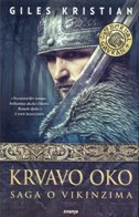 KRVAVO OKO - Saga o vikinzima - giles kristian