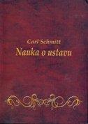 NAUKA O USTAVU - carl schmitt