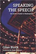 Speaking the Speech - An Actor's Guide to Shakespeare - giles block