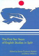 THE FIRST TEN YEARS OF ENGLISH STUDIES IN SPLIT - sanja ur. čurković kalebić, brian ur. willems