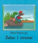 ŽABAC I STRANAC - max velthuijs