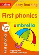FIRST PHONICS (Ages 3-4)