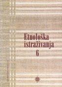 ETNOLOŠKA ISTRAŽIVANJA 6 - damodar gl. ur. frlan
