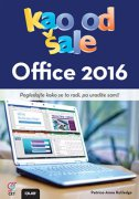 OFFICE 2016 - KAO OD ŠALE - patrice-anne rutledge