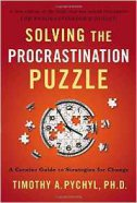 SOLVING THE PROCRASTINATION PUZZLE - timothy pychyl