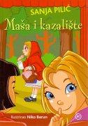 MAŠA I KAZALIŠTE - sanja pilić