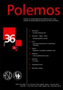POLEMOS br. 36, 2015. - Časopis za interdisciplinarna istraživanja rata i mira - mirko (ur.) bilandžić