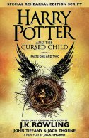 HARRY POTTER AND THE CURSED CHILD - j.k. rowling, john tiffany, jack thorne