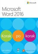 MICROSOFT WORD 2016 - KORAK PO KORAK - joan lambert