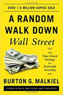 RANDOM WALK DOWN WALL STREET - burton g. malkiel