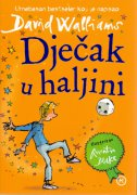 DJEČAK U HALJINI - david walliams