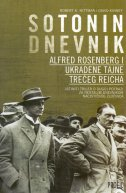 SOTONIN DNEVNIK - Alfred Rosenberg i ukradene tajne Trećeg Reicha - david kinney, robert k. wittman