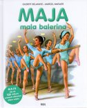 MAJA mala balerina - gilbert delahaye, marcel marlier