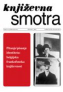 KNJIŽEVNA SMOTRA 180(2) / 2016 - dalibor (ur.) blažina