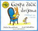 GOSPA ZEČIĆ DRIJEMA - Otklopi me i zaviri - julia donaldson, axel scheffler (ilustr.)