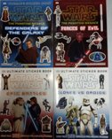 STAR WARS KOMPLET - Epic battles, Forces of Evil, Defenders of the Galaxy, Clones vs Droids