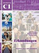 Erkundungen Deutsch als Fremdsprache C1 - Integriertes Kurs- und Arbeitsbuch - anne buscha, szilvia szita, susanne raven