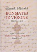ŠIBENSKI BILJEŽNICI - BONMATEJ IZ VERONE (1449.-1451.) - ante birin