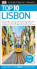 DK Eyewitness Top 10 Travel Guide Lisbon (2017)