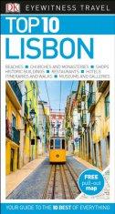 DK Eyewitness Top 10 Travel Guide Lisbon (2017)
