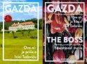 GAZDA - KOMPLET KNJIGA + DVD - saša paparella