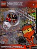 LEGO NINJAGO - GDJE SE SKRIVA SAMURAJ-ANDROID? - slikovnica tražilica + figurica