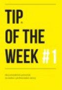 TIP OF THE WEEK #1 - Moj interaktivni priručnik za osobni i profesionalni razvoj - petar lazarov, kalin babušku
