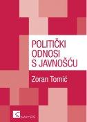 POLITIČKI ODNOSI S JAVNOŠĆU - zoran tomić