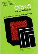 GOVOR - Časopis za fonetiku 33(1) 2016