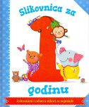 SLIKOVNICA ZA 1. GODINU - Jednostavni i zabavni stihovi za najmlađe