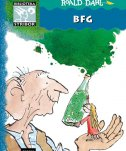 BFG - roald dahl