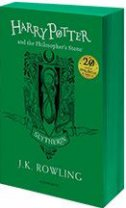 HARRY POTTER AND THE PHILOSOPHERS STONE - SLYTHERIN - j.k. rowling