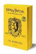 HARRY POTTER AND THE PHILOSOPHERS STONE - HUFFLEPUFF - j.k. rowling