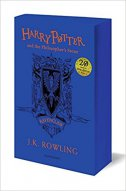 HARRY POTTER AND THE PHILOSOPHERS STONE - RAVENCLAW - j.k. rowling
