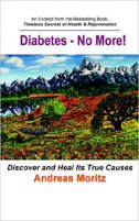 DIABETES - NO MORE! - andreas moritz