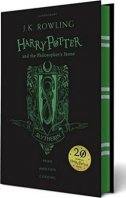 HARRY POTTER AND THE PHILOSOPHERS STONE (Slytherin Edition) - j.k. rowling